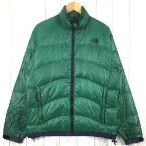 【MEN's L】ノースフェイス アコンカグア ジャケット ACONCAGUA JACKET NORTH FACE ND18200 グリーン系 2ndgear-outdoor