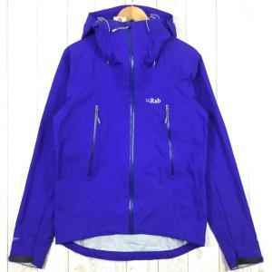 【MEN's S】ラブ ミリアド ジャケット Myriad Jacket ポーラテック ネオシェル アルパイン ハードシェル フーディ RAB QWE|2ndgear-outdoor