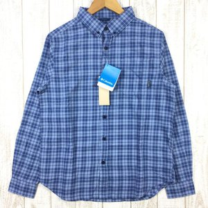 【MEN's S】コロンビア アウト アンド バック 2 ロングスリーブ シャツ OUT AND BACK II LONG SKEEVE SHIRT|2ndgear-outdoor