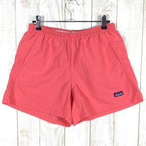 WOMENs S パタゴニア バギーズ ショーツ Baggies Shorts PATAGONIA 57056 ピンク系|2ndgear-outdoor