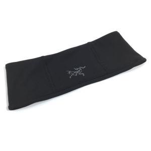 UNISEX S/M アークテリクス フェイズ AR ヘッドバンド Phase AR Headband ヘアバンド ARCTERYX 18094 ブラ 2ndgear-outdoor
