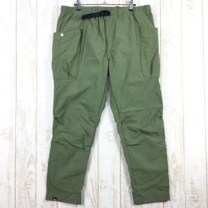 【MEN's L】マウンテンイクイップメント ビッグ ポケット パンツ BIG POCKET PANT クライミング パンツ MOUNTAIN EQU 2ndgear-outdoor