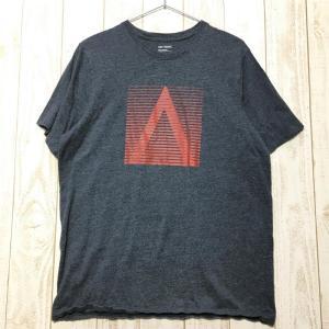 MENs L アークテリクス ホライゾン Tシャツ HORIZON T-Shirts ARCTERYX 26436 グレー系 2ndgear-outdoor