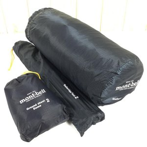 モンベル ステラリッジ テント 2型 + グラウンドシート フットプリント MONTBELL 1122476 オレンジ系|2ndgear-outdoor