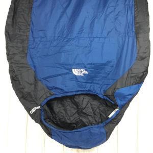 ノースフェイス ワサッチ WASATCH 4℃ 化繊シュラフ NORTH FACE NBR04611 ブルー系 2ndgear-outdoor