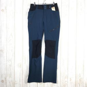 MENs XS ミレー オネガ ストレッチ パンツ ONEGA STRETCH PANT MILLET MIV7705 ブルー系 2ndgear-outdoor
