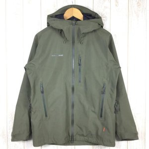 MENs S マムート アヤコ プロ エイチエス フーデッド ジャケット Ayako Pro HS Hooded Jacket MAMMUT 1010|2ndgear-outdoor