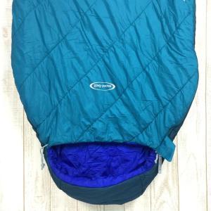 モンベル スパイラル ホロウバッグ#3 ±0℃ 化繊 シュラフ 寝袋 MONTBELL 1121152 BASM バルサム ブルー系|2ndgear-outdoor