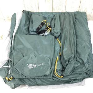 マウンテンハードウェア ハイロ 2 HYLO 2 テント + 専用フットプリント MOUNTAIN HARDWEAR OU9688 グレー系|2ndgear-outdoor
