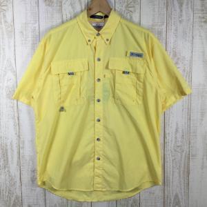 MENs XS コロンビア バハマ 2 ショートスリーブ シャツ BAHAMA II Short Sleeved Shirt PFGシリーズ COLU|2ndgear-outdoor