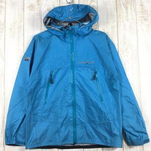 WOMENs S モンベル レインダンサー ジャケット ゴアテックス MONTBELL 1128263 TQ ターコイズ ブルー系|2ndgear-outdoor