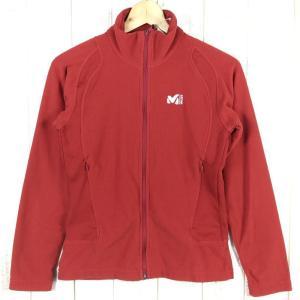 WOMENs XS ミレー レディース マイクロ グリッド ジャケット LD MICRO GRID JACKET フリース MILLET MIV271 2ndgear-outdoor