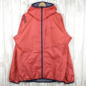 MENs XXL スポルティバ オデッセイ ゴアテックス ジャケット Odyssey Gtx Jacket フーディ SPORTIVA L01 レッド|2ndgear-outdoor