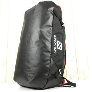 サロモン プロログ70 PROLOG 70 2WAY ダッフルバッグ バックパック SALOMON L37992600 ブラック系|2ndgear-outdoor