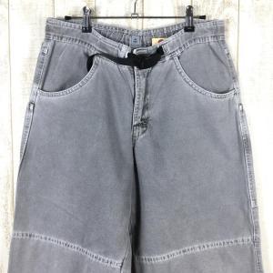 MENs M グラミチ 90s マウンテン パンツ MOUNTAIN PANTS コットン キャンバス クライミング パンツ 生産終了モデル 入手困難 2ndgear-outdoor