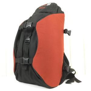 M オスプレー シンプレックス SIMPLEX バックパック チリ ストレイトジャケットシステム アメリカ製 旧タグ OSPREY Chili レッド|2ndgear-outdoor