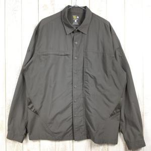 MENs L マウンテンハードウェア キャニオン ロングスリーブ シャツ Canyon Long Sleeve Shirt MOUNTAIN HARD|2ndgear-outdoor