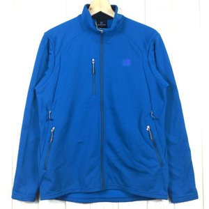 MENs M ファイントラック ドラウトクロージャケット FINETRACK ブルー系 2ndgear-outdoor