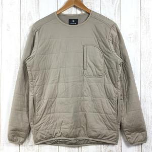 MENs M  スノーピーク フレキシブル インサレーテッド プルオーバー Flexible Insulated Pullover 中綿 セーター ト 2ndgear-outdoor