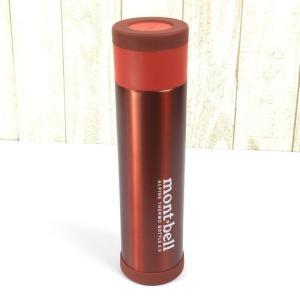 モンベル アルパイン サーモボトル 0.9L 水筒 MONTBELL 1124618 レッド系|2ndgear-outdoor