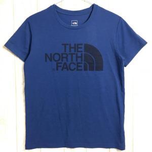 WOMENs M  ノースフェイス ショートスリーブ カラー ヘザー ロゴ Tシャツ S/S Color Heather Logo Tee NORTH 2ndgear-outdoor