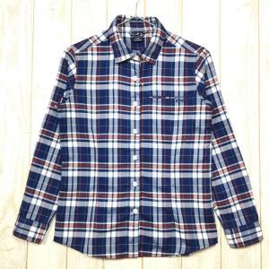 WOMENs XS  モンベル WIC.O.D.シングルポケット シャツ MONTBELL 1114333 ネイビー系|2ndgear-outdoor