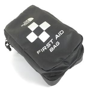 ノースフェイス ファーストエイドバッグ First Aid Bag 救急箱 応急手当 NORTH FACE NM92002 ブラック系 2ndgear-outdoor