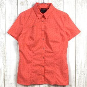 WOMENs M  マムート トロバット アドバンスド シャツ Trovat Advanced Shirt MAMMUT 1030-02570 ピンク|2ndgear-outdoor
