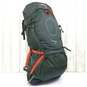 M  オスプレー アトモス 50 AG ATMOS 50 AG バックパック OSPREY OS50191 グリーン系|2ndgear-outdoor