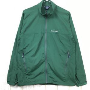 MENs S  モンベル O.D.ジャケット MONTBELL 1103244 グリーン系 2ndgear-outdoor