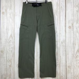 MENs ウエスト30 股下30  アークテリクス パリセード パンツ Palisade Pant ARCTERYX 10259 グリーン系 2ndgear-outdoor