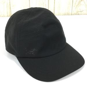 アークテリクス イラオ キャップ ELAHO CAP 入手困難 ARCTERYX 23198 ブラック系 2ndgear-outdoor