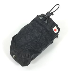 サヤマワークス SAYAMA works Ω ダスティンホルダーCB ボトルホルダー 入手困難 ブラック系 2ndgear-outdoor