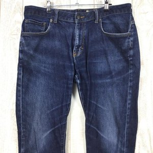 MENs 34  パタゴニア ストレート ジーンズ ショート Straight Jeans Short PATAGONIA 56940 DKW DAR 2ndgear-outdoor