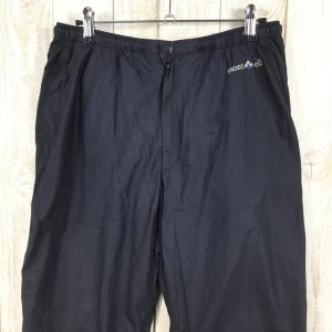MENs M  モンベル ライト シェル パンツ MONTBELL 1105112 ブラック系 2ndgear-outdoor