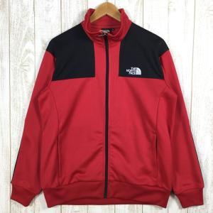 MENs L  ノースフェイス ジャージー ジャケット Jersey Jacket NORTH FACE NT11950 レッド系 2ndgear-outdoor
