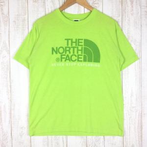 【レンタル】ノースフェイス NORTH FACE カラー ドーム ティー COLOR DOME TEE Tシャツ  Asian MEN's M グリーン系 2ndgear-rental-0