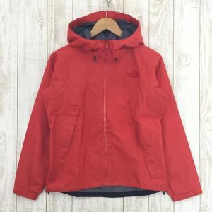 【レンタル】ノースフェイス NORTH FACE クライムライトジャケット Climb Light Jacket  Asian WOMEN's M レッド系 2ndgear-rental-0