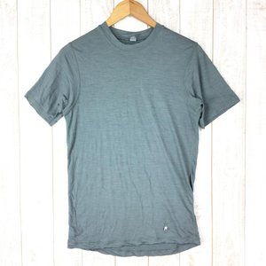 【レンタル】スマートウール ライトウェイト メリノウール Tシャツ SMARTWOOL Intern...