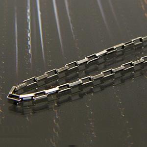 メール便なら送料無料  シルバーアクセサリー シルバーチェーン ネックレス シルバー925 c0077-045 サイズ:45cm|2pcs