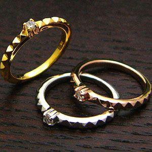 メール便なら送料無料  シルバーアクセサリー シルバーリング 指輪 レディース リング スタッズ r0541|2pcs