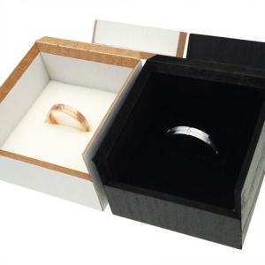\送料無料!/ペアリング ステンレス 指輪 ダイヤモンド ローマ数字 クロス ピンクゴールド sr0145-pair BOX付きペアセット|2pcs|06