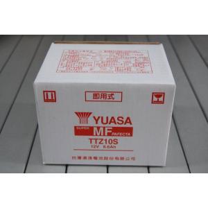 新品バッテリー TTZ10S(YTZ10S互換)(輸入品・台湾ユアサ) 液入り・充電済|2rinkan