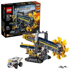 レゴ (LEGO) テクニック バケット掘削機 42055 3-dia