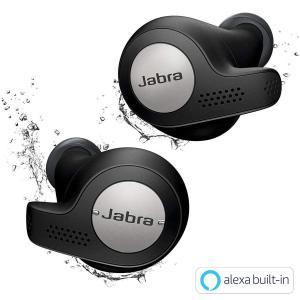 Jabra 完全ワイヤレスイヤホン Elite Active 65t チタンブラック Alexa対応...
