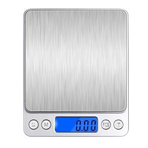 デジタルスケール キッチンスケール 0.01-500g精密 電子スケール クッキングスケール 精密電...
