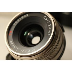 Contax G Zeiss 28?mm f/2.8?Biogon g1?& g2カメラのレンズ