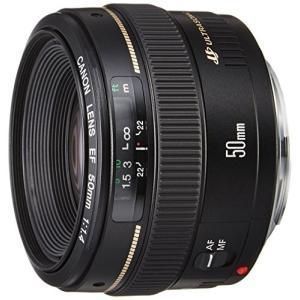 Canon 単焦点レンズ EF50mm F1.4 USM フルサイズ対応  【メーカー名】 キヤノン...