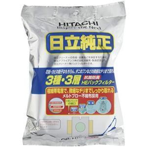 日立 掃除機 紙パック クリーナー紙袋 GP-110F|3-sense