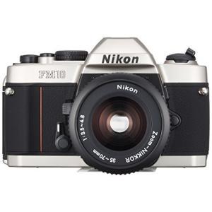 Nikon 一眼レフカメラ FM10 標準セット(FM10ボディー・Aiズームニッコール3 3-sense